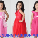Tips agar si kecil menjadi trending fashion