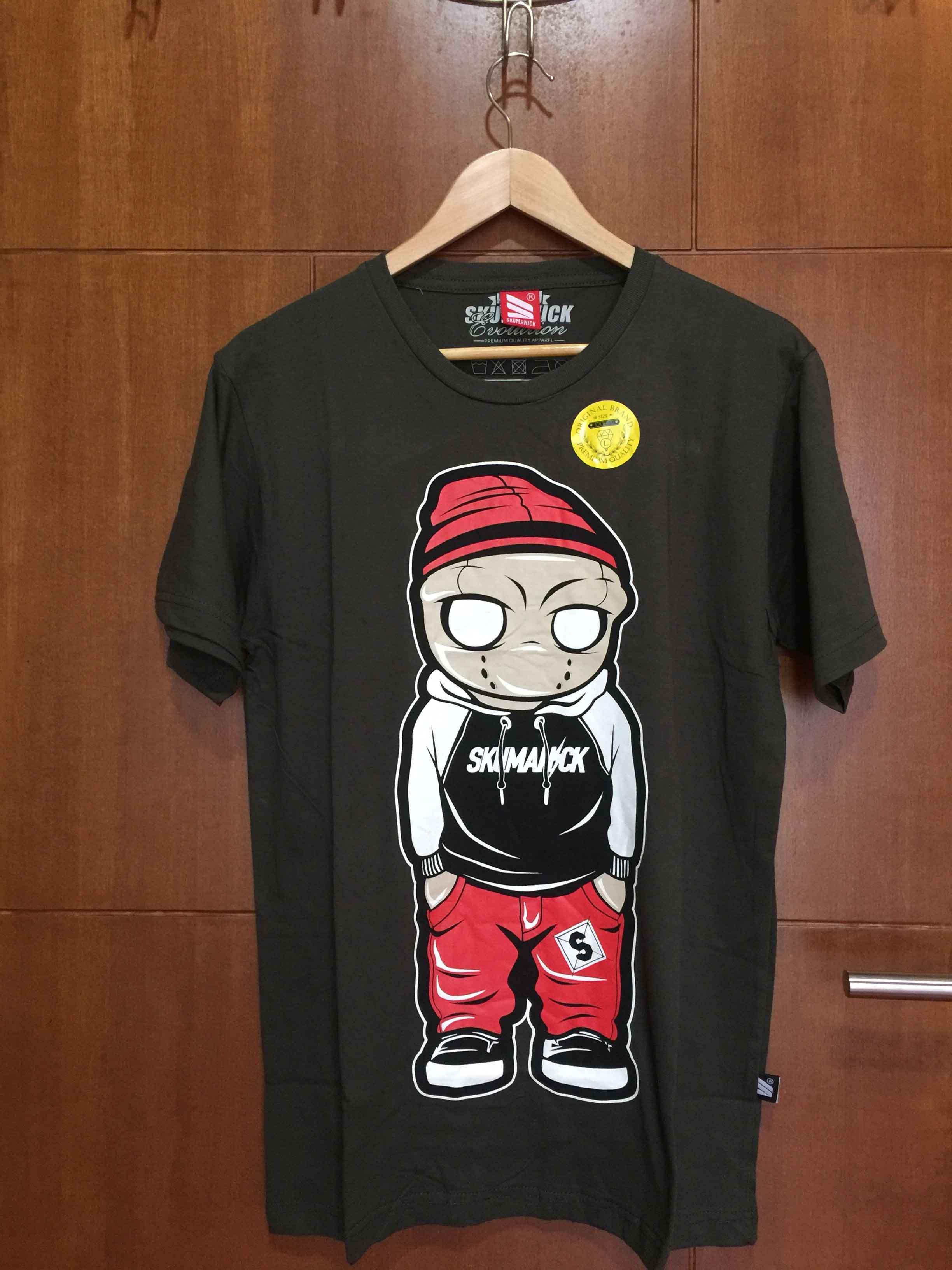 Jual T-shirt Pria Baju Distro Terbaru - 12 Cara Beli Yang Benar